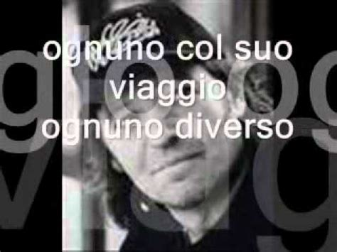 Vasco Vita Spericolata Testo by Vasco Albachiara Con Testo Doovi