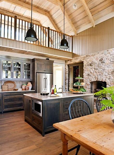 suce dans la cuisine 45 idées en photos pour bien choisir un îlot de cuisine
