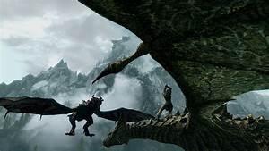Skyrim Dragonborn Wallpapers - Wallpaper Cave
