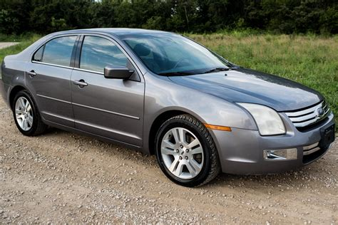 Ford Fusion 2006 by 2006 Ford Fusion