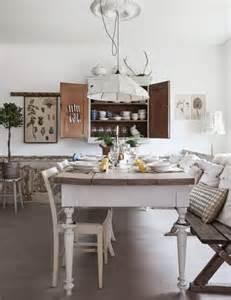 wohnideen shabby chic shabby chic country kitchen design for creative renovators