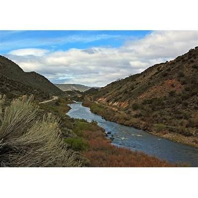 Rio Grande River - New Mexico