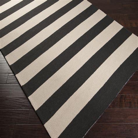 black and white area rug black and white striped area rug smileydot us