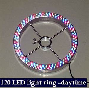 Floating Solar Pool Lights Led 120 Led Large Fountain Light Ring Multi Color Red Blue