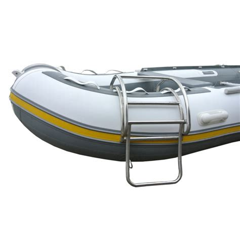 Stainless Folding Boat Ladder by Stainless Steel Folding Boarding Ladder