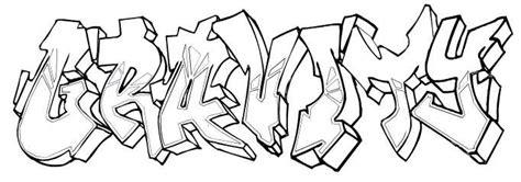 Grafiti Abjad Pensil : Kecetit