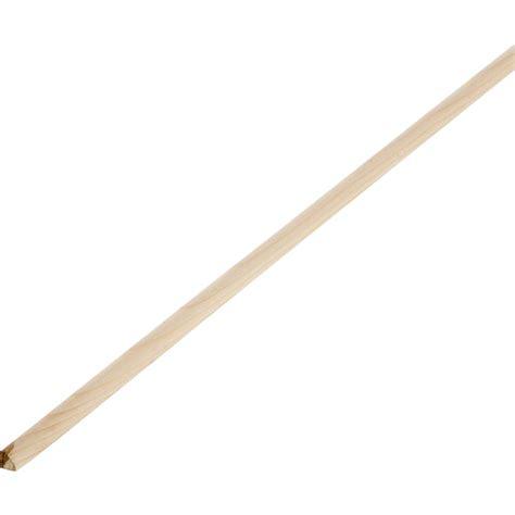 quart de rond sapin sans noeud 9 x 9 mm l 2 5 m leroy