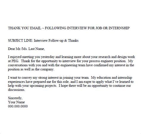 sle follow up letter 9 free follow