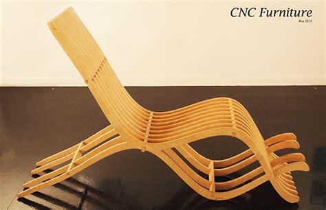 cnc furniture project  behance
