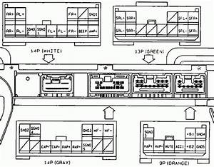 Lexus Ls400 Radio Head Unit Pinout Diagram   Pinoutguide Com