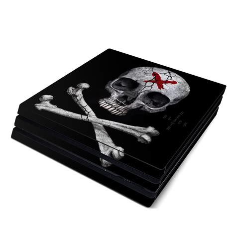 Stigmata Skull PlayStation 4 Pro Skin | iStyles