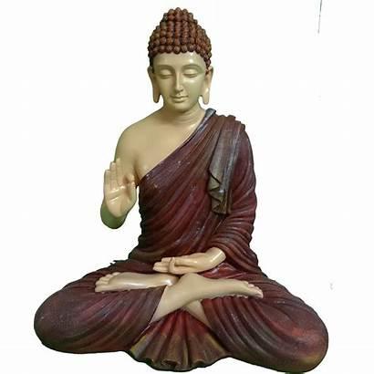 Buddha Sitting Statue Meditation Lord Murti Figurine
