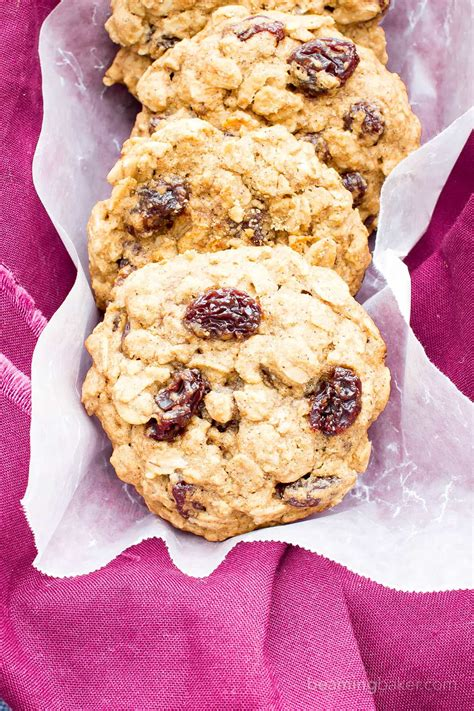 These healthy cookies are so simple to make! Sugar Free Cookies Recipes Oatmeal - Sugar Free Flourless Chocolate and Oatmeal Cluster Cookies ...