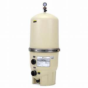 Pentair Clean And Clear Plus Ccp520 Cartridge 520 Sq  Ft  In Ground Pool Filter