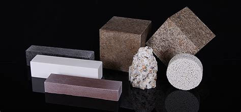mineral casting polymer concrete poraver expanded glass