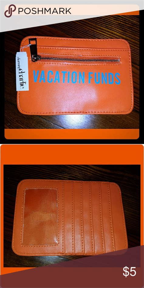 vac fund cccash holder nwt  images cash holders