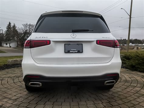 The seats are spacious and comfortable, and cargo space is solid for the class. New 2020 Mercedes-Benz GLS580 4MATIC SUV SUV in Kitchener #39719D | Mercedes-Benz Kitchener-Waterloo