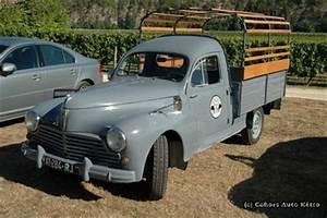 Peugeot 203 Camionnette : cahors auto retro ~ Gottalentnigeria.com Avis de Voitures