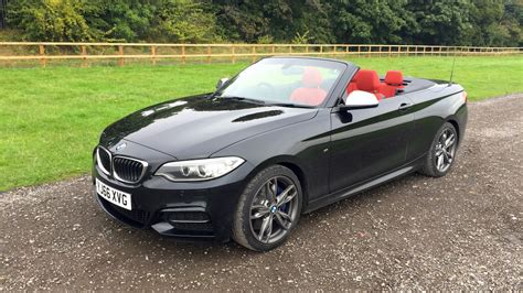 short review 2016 bmw m240i convertible engagesportmode
