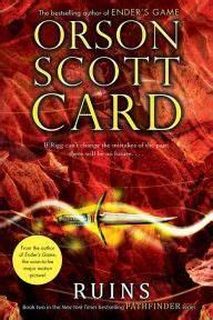 Ruins (Pathfinder Series #2) by Orson Scott Card | NOOK ...