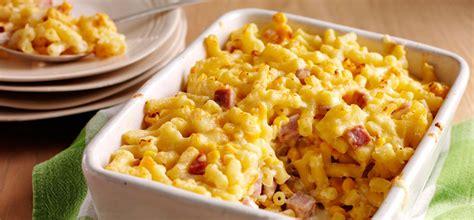 Cooking Light Macaroni And Cheese by Philadelphia Recipe Macaroni Cheese With Ham Amp Sweetcorn