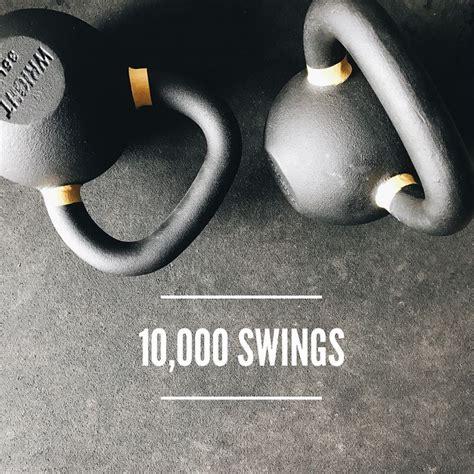 kettlebell swings challenge barbell