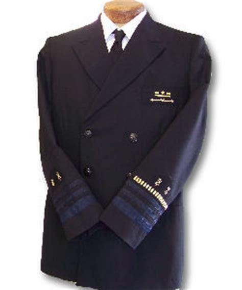 commodore uniform