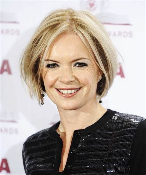 Mariella Frostrup Hairstyles for 2018   Celebrity