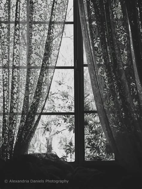 black lace curtains you baroque my