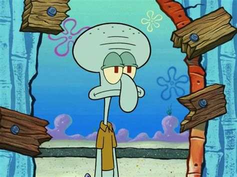 21 Signs You're The Squidward Of Your Friend Group