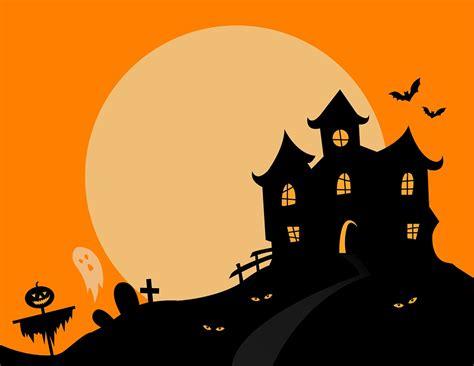 Haunted House Halloween · Gratis Bilder På Pixabay