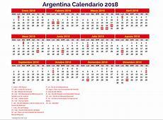 calendario feriado 2018 argentina newspicturesxyz