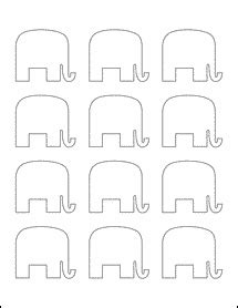 elephant labels political elephant stickers ol