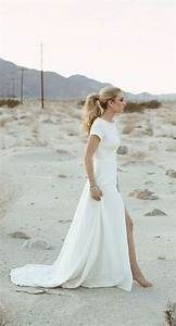 Top 22 beach wedding dresses ideas to stand you out for Beach wedding bride dresses