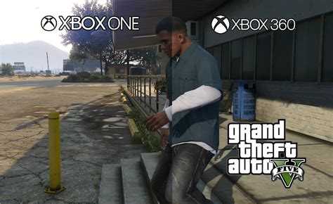 Kaos One One Graphic 5 gta 5 graphics comparison xbox one vs xbox 360