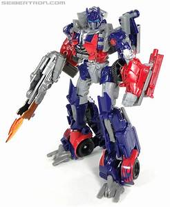 Transformers Dark of the Moon Optimus Prime with Mechtech ...