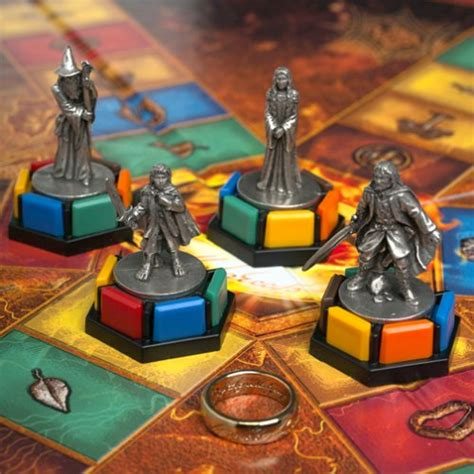 trivial pursuit  lord   rings  trilogy