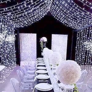 Lichtervorhang Innen Fenster : 3x3m led lichtervorhang lichternetz lichterkette fenster deko wei garten balkon ebay ~ Orissabook.com Haus und Dekorationen