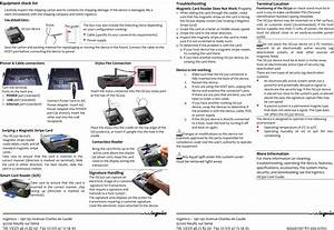 Ingenico Isc350cl Payment Terminal User Manual Isc350