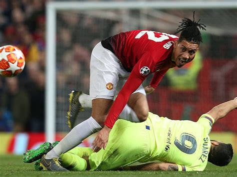 Manchester United vs Barcelona: Chris Smalling claims ...