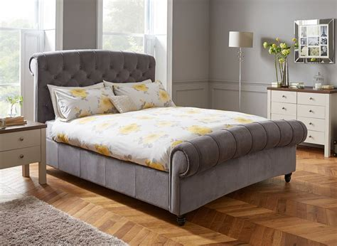 Upholstered Bed Frame With Storage by Ellis Upholstered Bed In 2019 Sumptuous Bedroom