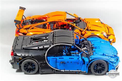 How hard could it be to build a lego car? Lego Technic Bugatti Chiron   i-bricks.ru