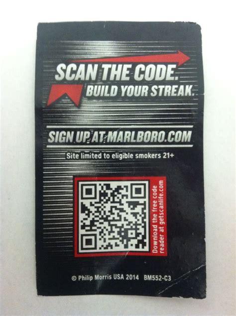 marlboro mobile marlboro philip morris usa used scanbuy powered qr codes