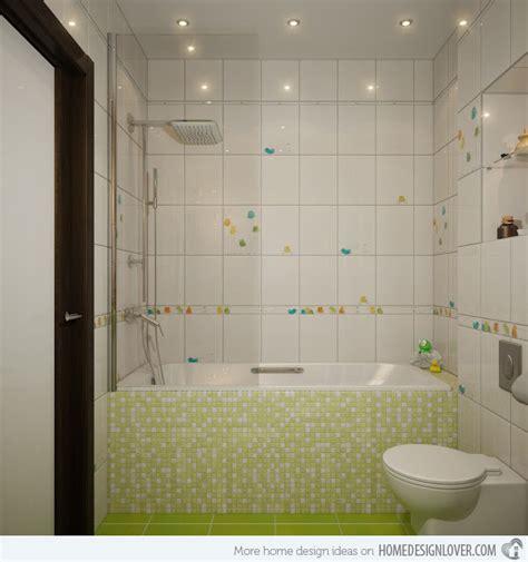 16 Unique Mosaic Tiled Bathrooms  Decoration For House