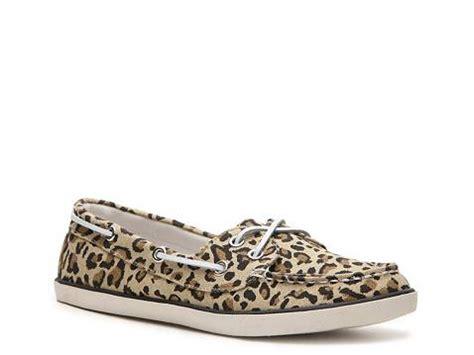 Leopard Boat Shoes by Rock Boatie Leopard Boat Shoe Dsw