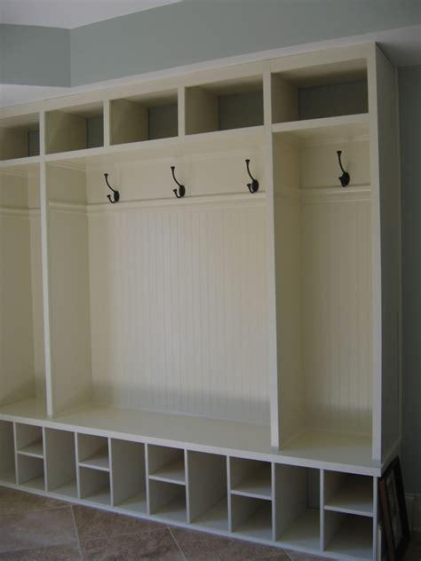 build woodworking plans mudroom lockers diy wooden