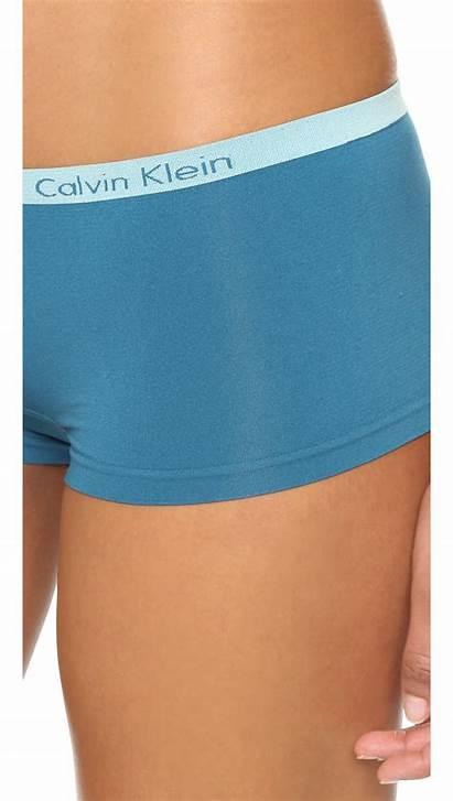 Klein Calvin Seamless Hipster Pure Coral Underwear