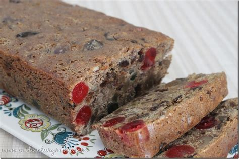 Wesson's Famous Fruit Cake