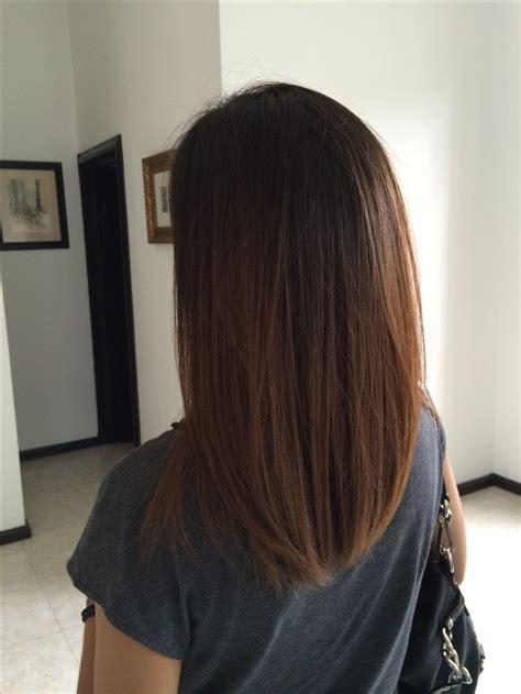 25 best ideas about medium straight hair on pinterest