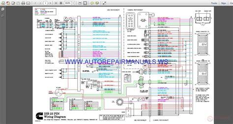 Cummins Isb Pin Wiring Diagram Manual Auto Repair